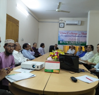 View Exchange Meeting